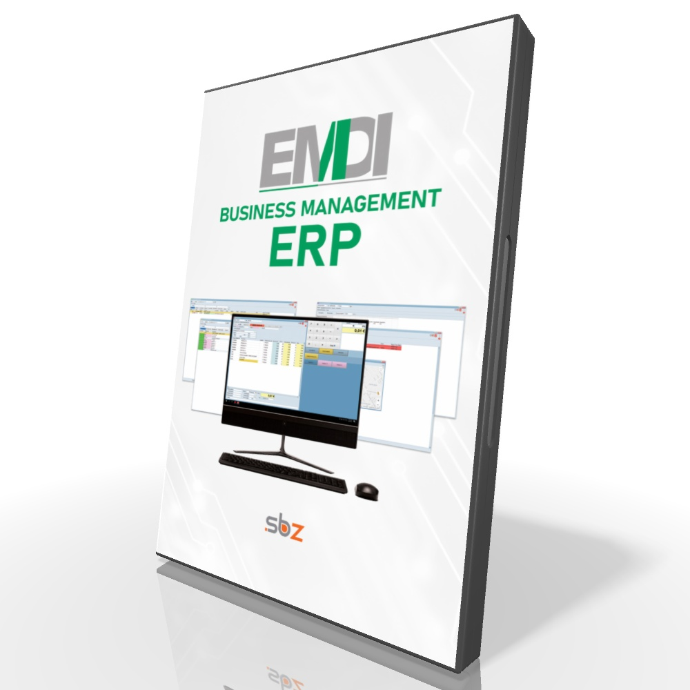 EMDI Business Management full screenshot